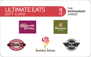 Ultimate Eats Midwest gift card