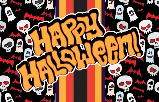 Happy Halloween gift card